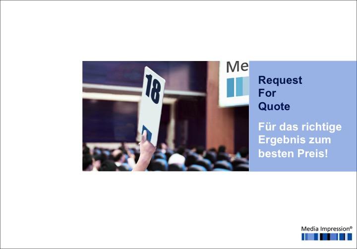 Präsentation RFQ